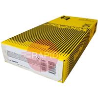 92182520L0 ESAB OK Ni-CI 2.5x300mm Electrodes 1/4 VP 4.2Kg Carton(Contains 6x0.7kg Packs) . (OK 92.18) ENi-CI