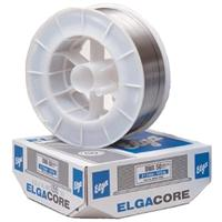 95522112 Elgacore DWA 55 LSR 1.2mm dia Flux Cored Wire, 5kg spool (pack of 4) E81 T1-Ni1M