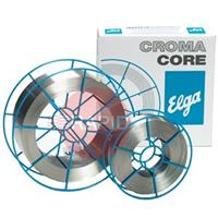 95762112 Elga Cromacore DW 329A 1.20mm dia, Stainless Flux Cored Wire, 5kg spool (pack of 2) E2209T0-4/-1