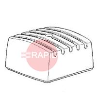 9823020000 Filter cover MFS incl. outlet grid