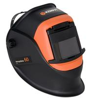 9873040 Kemppi Beta 60 Welding Helmet. 110mm x 60mm Passive lens With Flip Front For Grinding