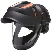 9873068 Kemppi Delta+ 90 FreshAir Welding & Grinding Helmet with Shade 11 Traditional Welding Lens