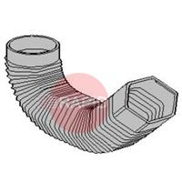 9880020030 Hose wall/unit side (Ultra) Flex (5 pieces)
