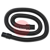 9880020100 H2.5/45 Flexible Extraction Hose 45mm dia