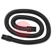 9880020110 H-5.0/45 5m Extraction Exhaust Hose 45mm dia