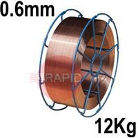 A1806 A18 MIG Wire 0.6mm x 12kg