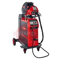 AFD-TS3500-EURO-W Fronius TransSteel 3500 syn Water Cooled Synergic Mig Welder Package with Euro Connection, 415v 3ph