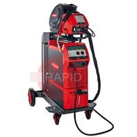 AFD-TS3500-FSC-G Fronius TransSteel 3500 Synergic Mig Welder Package, 415v 3ph