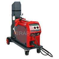 AFD-TS3500C-FSC-G Fronius TransSteel 3500 Compact Mig Welder Package, 415v 3ph