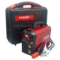 B18257-1-P Lincoln Bester 170-ND MMA Inverter Arc Welder Suitcase Package - 230v, 1ph