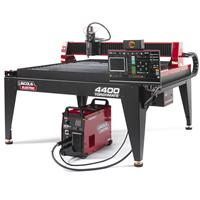 BK-LECS-125CE-4400 Lincoln Torchmate 4400 4ft x 4ft CNC Plasma Cutting Table with FlexCut 125 CE Plasma Cutter