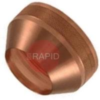 C47-081 Centricut Esab Shield Retainer, Copper PT-36/PT-19XL/19XLS/PT-600®