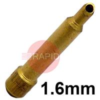 CK-4C116GS 1.6mm CK Stubby Wedge Collet