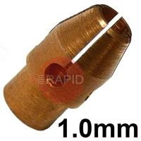 CK-7C40 1.00 mm CK Reverse Collet 4 Stubby Series