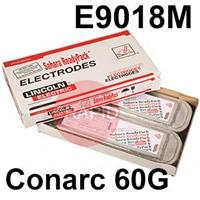 Conarc-60G-SRP Lincoln Electric Conarc 60G Vacuum Sealed SRP Pack, Low Hydrogen Electrodes, E9018M-H4