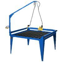 DHC2W PlasmaCAM DHC2 CNC Plasma Cutting System 4ft x 4ft With Design Edge Software & Water Table.