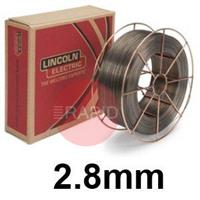 ED022061 Lincoln Electric Lincore 15CrMn Hardfacing Flux Cored Wire, 2.8mm (7/64