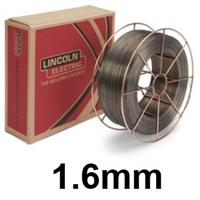 ED028177 Lincoln Electric Lincore 55-G Flux Cored Wire, 1.6 mm (1/16