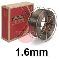 ED031121 Lincoln Electric Lincore 55 Hardfacing Flux Cored Wire, 1.6 mm (1/16