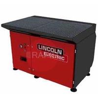 EM7214700700 Lincoln Downflex 200-M Downdraft Extraction Table