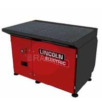 EM7244700700 Lincoln Downflex 400-MS/A Downdraft Extraction Table