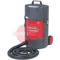 EM7608001700 Lincoln Miniflex Portable Fume Extractor 110v
