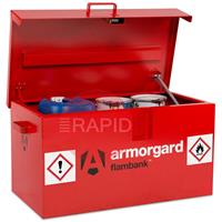 FB1 Armorgard Flambank Hazardous Storage Box 980x540x475