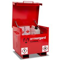 FB21 Armorgard Flambank Hazardous Storage Box 765x675x670