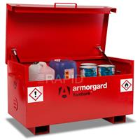 FB2 Armorgard Flambank Hazardous Storage Box 1275x665x660