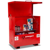 FBC4 Armorgard Flambank Hazardous Storage Chest 1275x675x1270