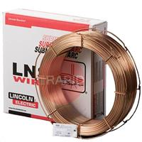 FL61 Lincoln Electric LINCOLNWELD L-61 Mild Steel Subarc Wire, AWS A5.17: EM12K