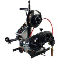 GM-04-100X Gullco 400 MOGGY Trackless Fillet Welding Carriage with Integrated Wire Feeder