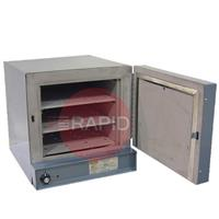 Gullco-350H Stackable Oven with thermostat. Temperature 100-650° F (38-343° C). 159kg Capacity