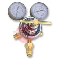 H1066 Harris Compressed Air 896 Two Stage Two Gauge Regulator 10.0 bar, 5/8