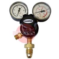 H1105 Harris 901 Argon Single Stage Regulator. 30lpm, 5/8
