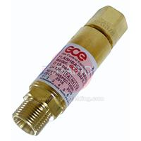 H1133 Oxy Flash Arrestor - Reg Mounted G3/8