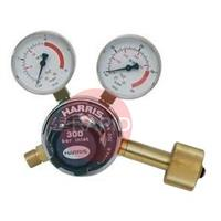 H1252 Harris 996 Inert Gas 10.0Bar Regulator (NEVOC 300 Bar) Two Stage, Two Gauge