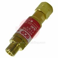 H1295 Harris 188-GGGL Fuel Gas Torch Mounted Flash Arrestor 1/4