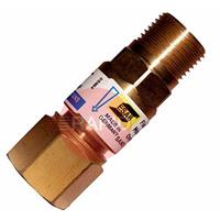 H1296 Oxygen Torch Mounted Flash Arrestor. 3/8
