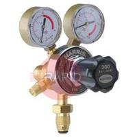 H1402 Harris 996 Argon Two Stage 30lpm Gas Regulator