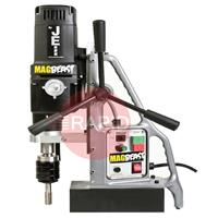 HM100-2T JEI MagBeast HM100S Magnetic Drill, Tapping Model, 220v