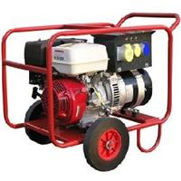 PWS6 RAPID APPROVED GENERATOR ON WHEELS. HONDA POWERED 6.0KW 7.5 Kva 110 & 240V