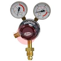 Harris896HY Harris Hydrogen 896 Two Stage Two Gauge Regulator, 5/8