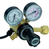 HarrisHT-CO2 Harris 911 Heated CO2 Gas Regulator 0 - 30l/min, 5/8