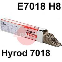 Hyrod-7018 Lincoln Electric 7018 Low Hydrogen Electrodes, E7018 H8