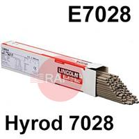 Hyrod-7028 Lincoln Electric Hyrod 7028 Low Hydrogen Electrodes E7028
