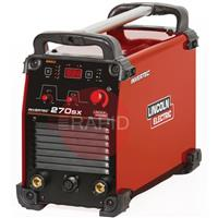 K12040-1 Lincoln Invertec 270 SX Stick And Lift Tig Inverter. 3Ph