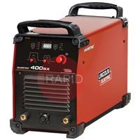 K12042-1 Lincoln Invertec 400 SX Stick And Lift Tig Inverter. 3Ph