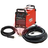 K12057-1P Lincoln Invertec 220TPX DC TIG Welder Ready To Weld Package - 115v / 230v, 1ph