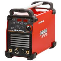 K12060-1P Lincoln Invertec 300TPX Tig Welder, Ready to Weld Package, 400v 3ph